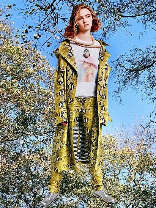 Украинские фотографы Synchrodogs сняли лукбук для Леди Гаги. Изображение № 11.