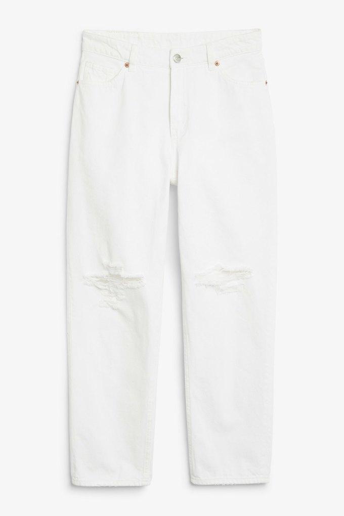 Сила денима: Monki показали лукбук новой коллекции «Just Jeans» . Изображение № 26.