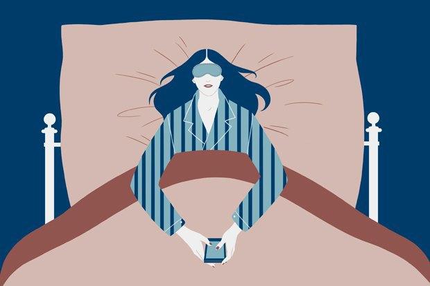 Как айфон  лишает нас сна  и что с этим делать. Изображение № 2.