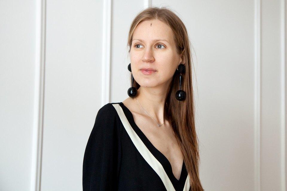 Аня Небренчина,  дизайнер марки Roi et Moi. Изображение № 39.