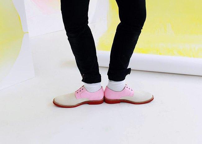 Экологичная марка обуви Good Guys . Изображение № 6.