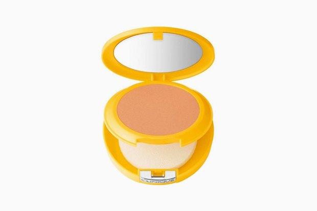 Солнцезащитная минеральная пудра Clinique Mineral Powder Makeup for Face SPF 30. Изображение № 4.