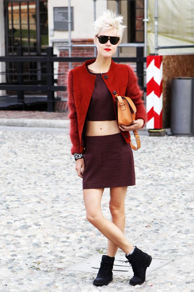 Streetstyle: Неделя моды в Милане. Изображение № 53.