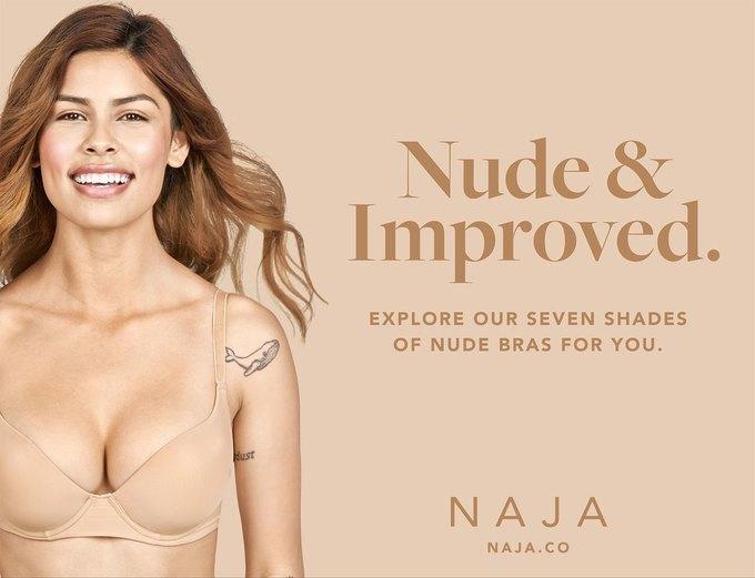 В рекламной кампании нижнего белья Naja снялись реальные женщины. Изображение № 3.