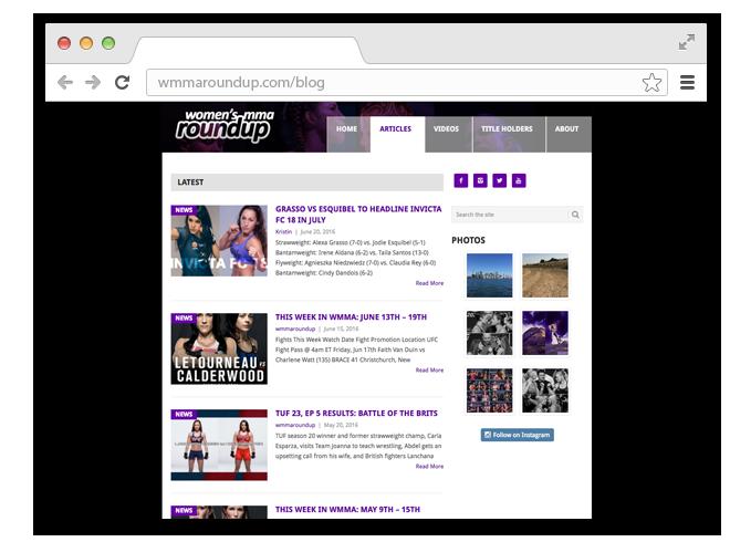 20 отличных блогов  о спорте, которые ведут женщины. Изображение № 8.