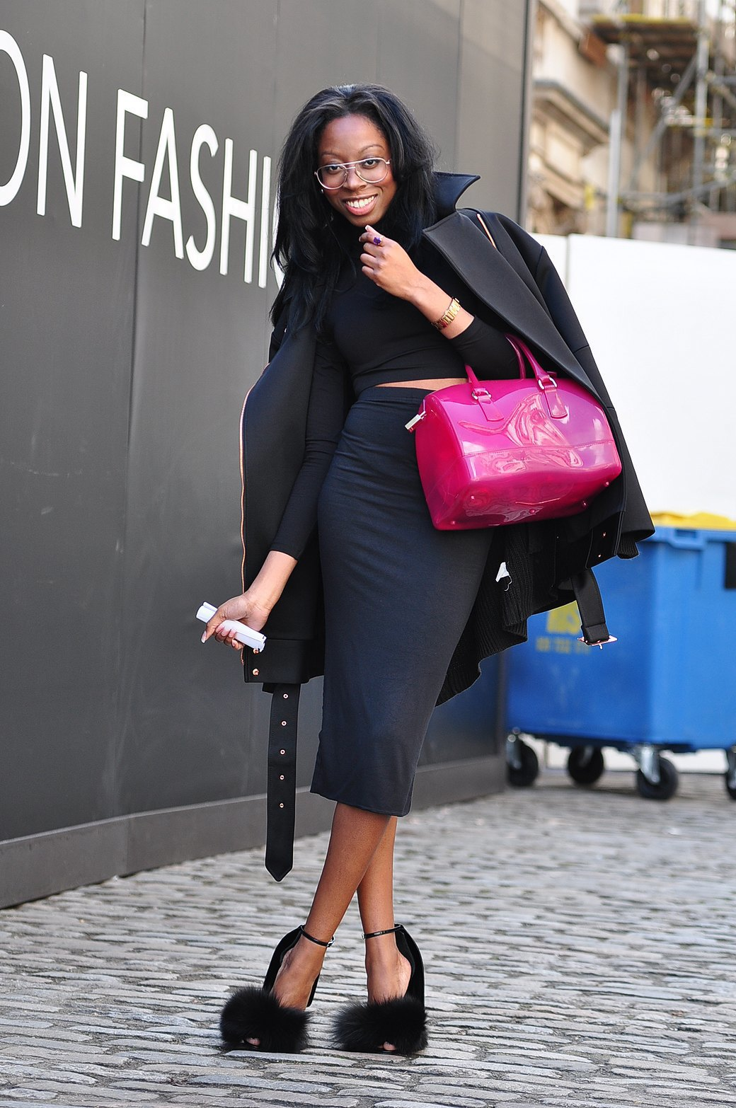 Неделя моды в Лондоне,  часть II. Изображение № 10.