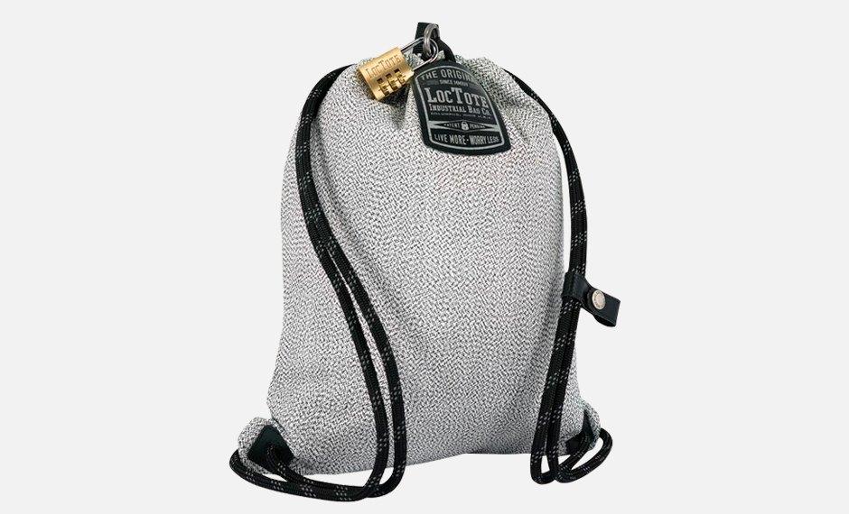 Рюкзак Loctote, который невозможно украсть. Изображение № 1.