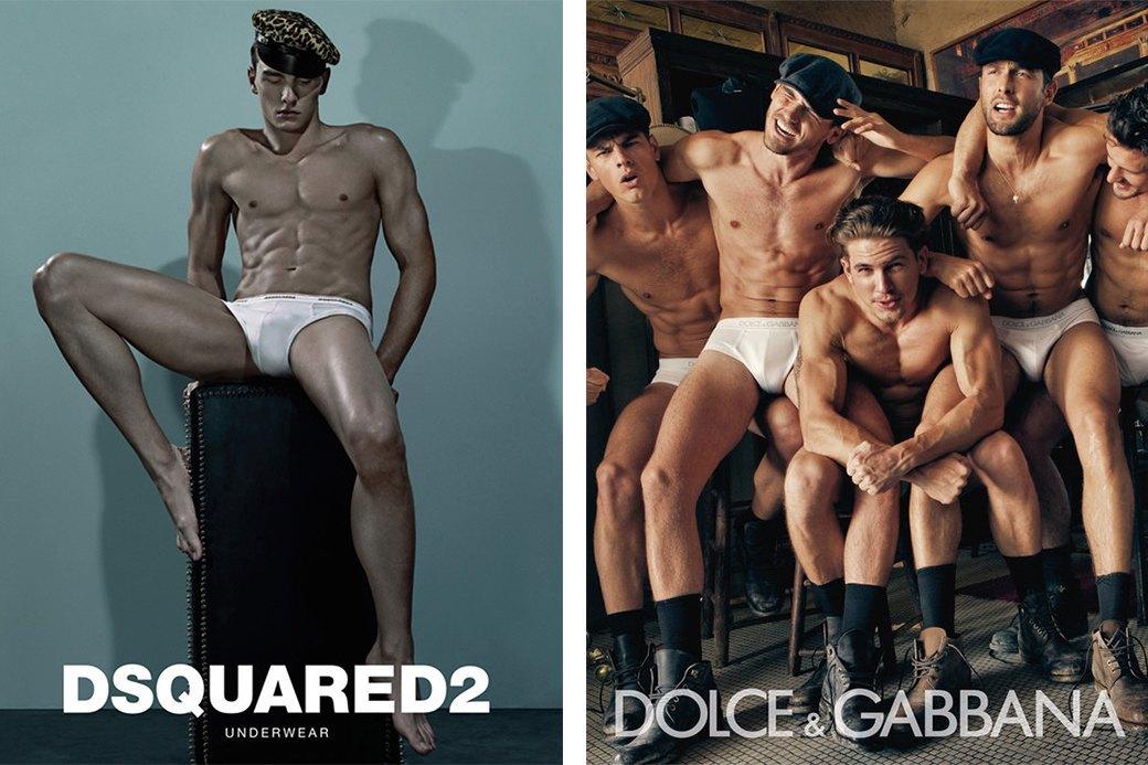 Стандарты красоты: Как меняются представления о мужской внешности. Изображение № 2.