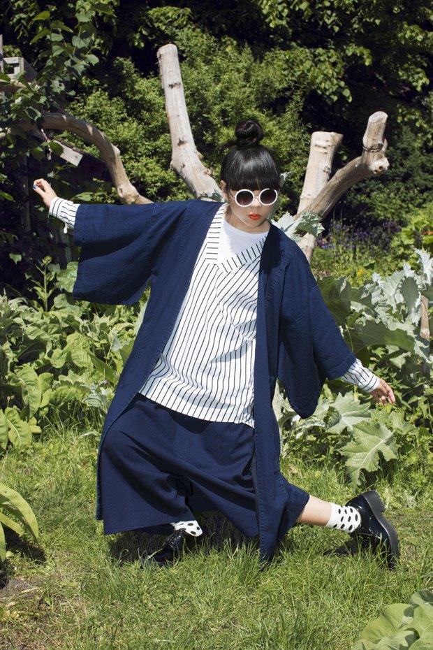 Блогер Сьюзи Баббл стала лицом линейки денима Monki. Изображение № 3.