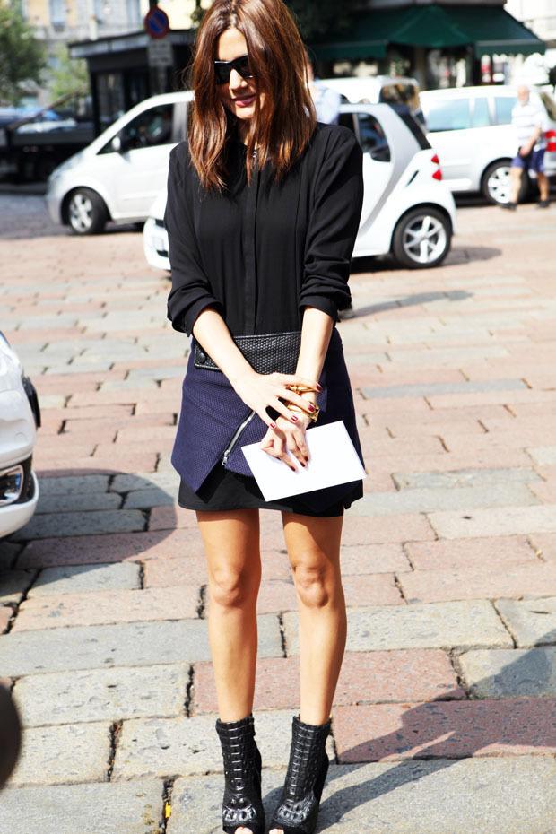 Streetstyle: Неделя моды в Милане. Изображение № 57.