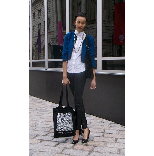 London Fashion Week: день первый — луки. Изображение № 20.