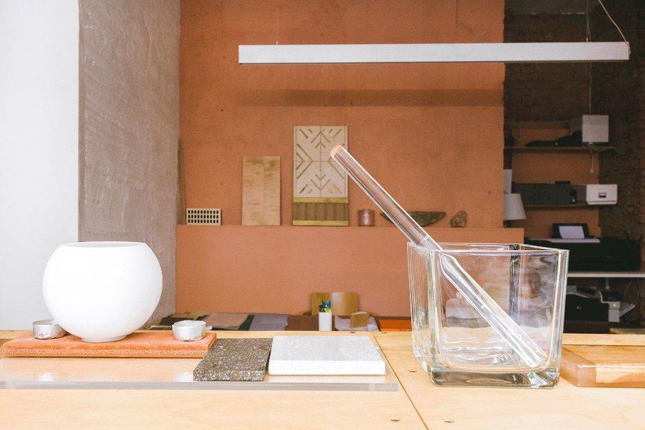 Архитектор Nowadays Ната Татунашвили всвоём офисе. Изображение № 7.