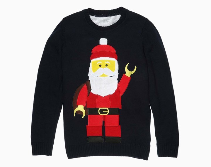 «Уродливые» свитера для Нового года: От простых до роскошных. Изображение № 5.