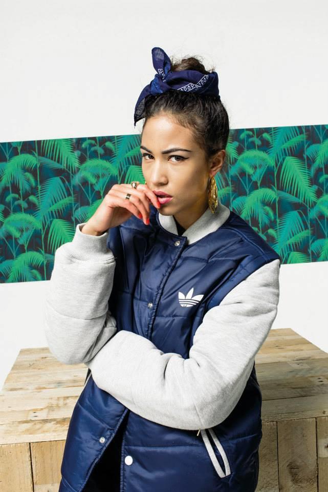 Новый лукбук Adidas Originals — в стиле вогинг. Изображение № 25.
