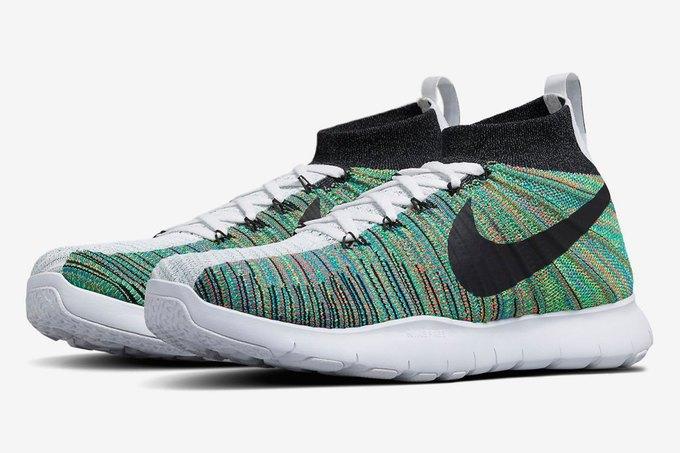 Рикардо Тиши создал две модели кроссовок для Nike. Изображение № 1.