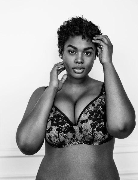 #ImNoAngel: группа плюс-сайз-моделей снялась  в рекламе белья. Изображение № 3.