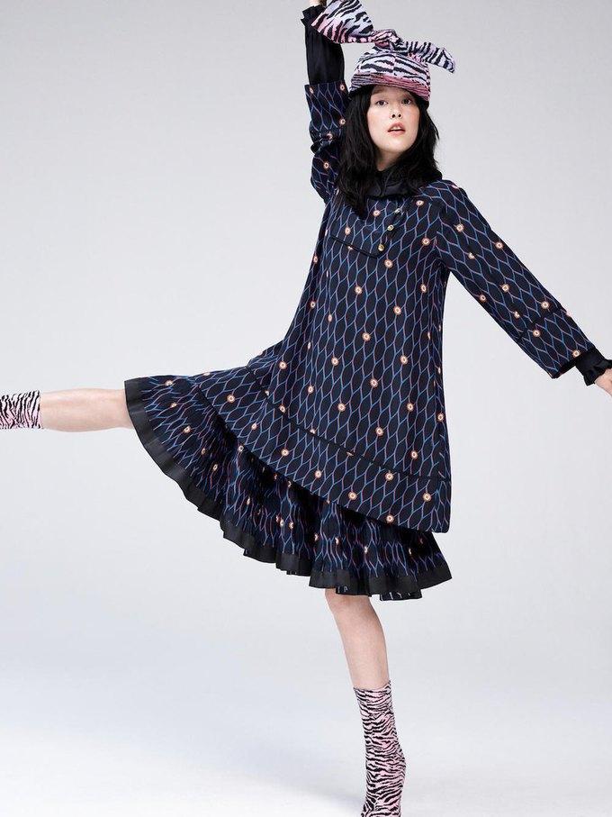 Вышел лукбук коллаборации Kenzo x H&M. Изображение № 27.