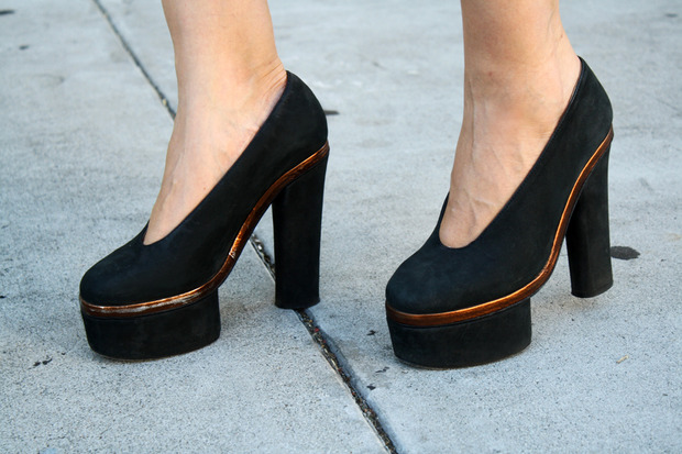 Гардероб: Мари Хэндкер Уолтерс, автор блога Blame It On Fashion. Изображение № 19.