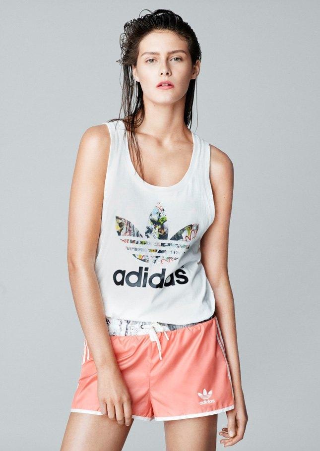 adidas и Topshop выпускают совместную коллекцию. Изображение № 2.