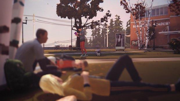 «Life is Strange»:  Чем подкупает видеоигра длиной в год. Изображение № 2.