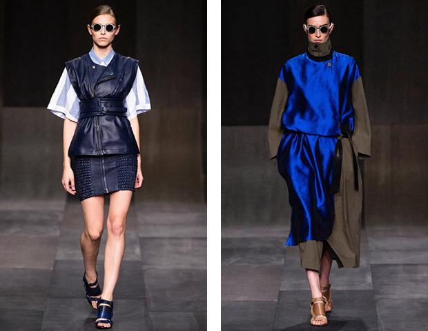 Парижская неделя моды: показы Damir Doma, Dries Van Noten, Rochas, Gareth Pugh и Mugler. Изображение № 2.