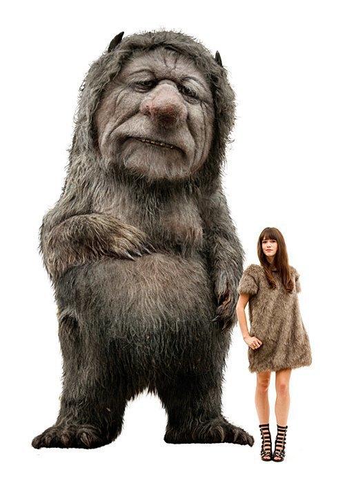 Часть коллекции Opening Ceremony по мотивам фильма «Там, где живут чудовища». Изображение № 2.