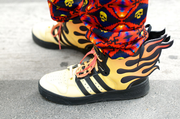 Стрит-стайл: Неделя мужской моды в Милане. Изображение № 9.