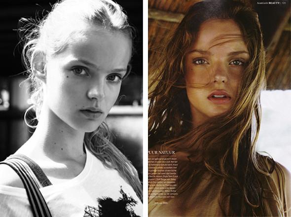 Новые лица: Сюзи, Свеа и Шанталь. Изображение № 37.