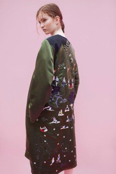 J.Kim сделала коллекцию  с корейским иллюстратором . Изображение № 6.