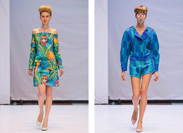 Kiev Fashion Days, часть II: Что показали украинские дизайнеры. Изображение № 11.