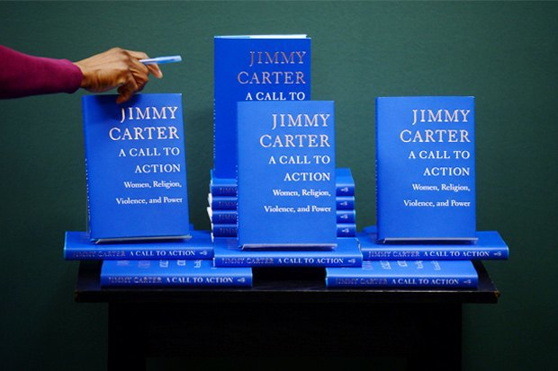 «Призыв к действию» Джимми Картера: Учебник мужского феминизма. Изображение № 2.