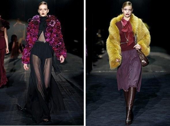 Изображение 5. Показы на Milan Fashion Week FW 2011: день 1.. Изображение № 2.