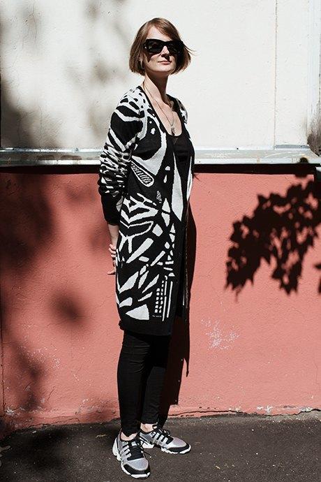 Директор по маркетингу  Анна Петухова  о любимых нарядах. Изображение № 11.