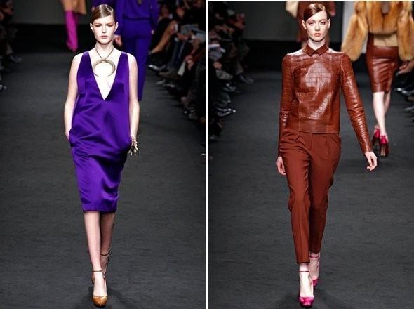 Изображение 2. Показы на Milan Fashion Week FW 2011: день 5.. Изображение № 4.