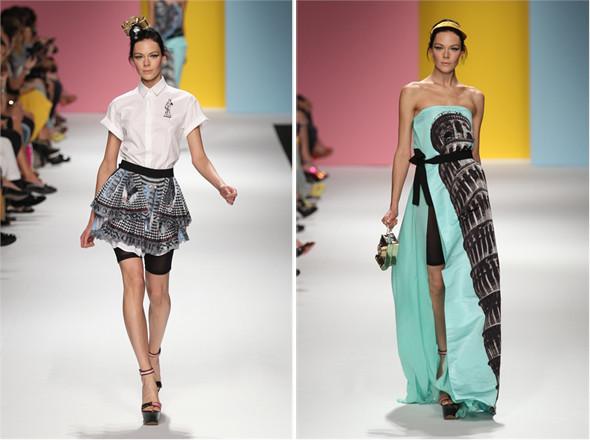 Показы Milan Fashion Week SS 2012: День 4. Изображение № 12.