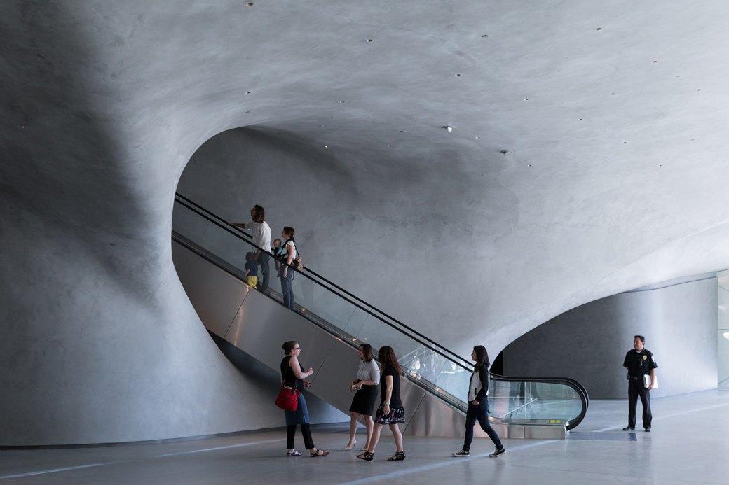 Музей современного искусства The Broad  в Лос-Анджелесе. Изображение № 3.