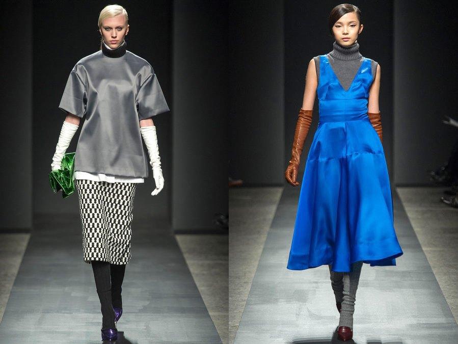 Неделя моды в Милане:  День 2. Изображение № 25.