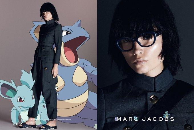 Мода, только лучше: Тумблог Pokemon x Fashion. Изображение № 4.