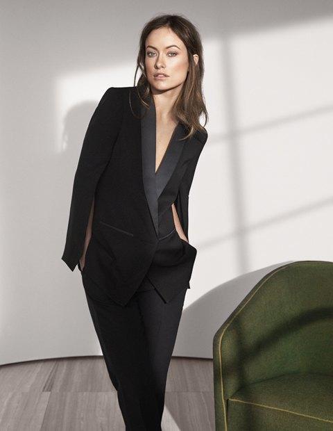 Опубликована рекламная кампания H&M Conscious Exclusive с Оливией Уайлд. Изображение № 1.
