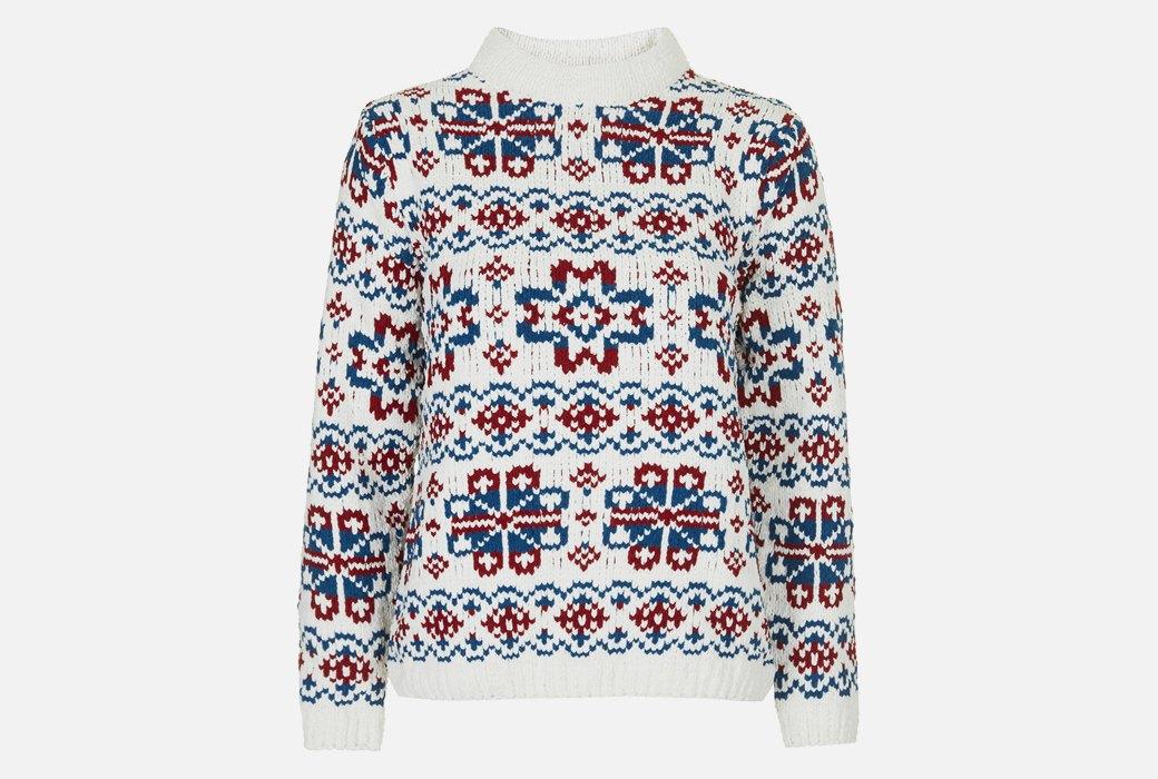 10 рождественских свитеров для себя  или в подарок. Изображение № 7.