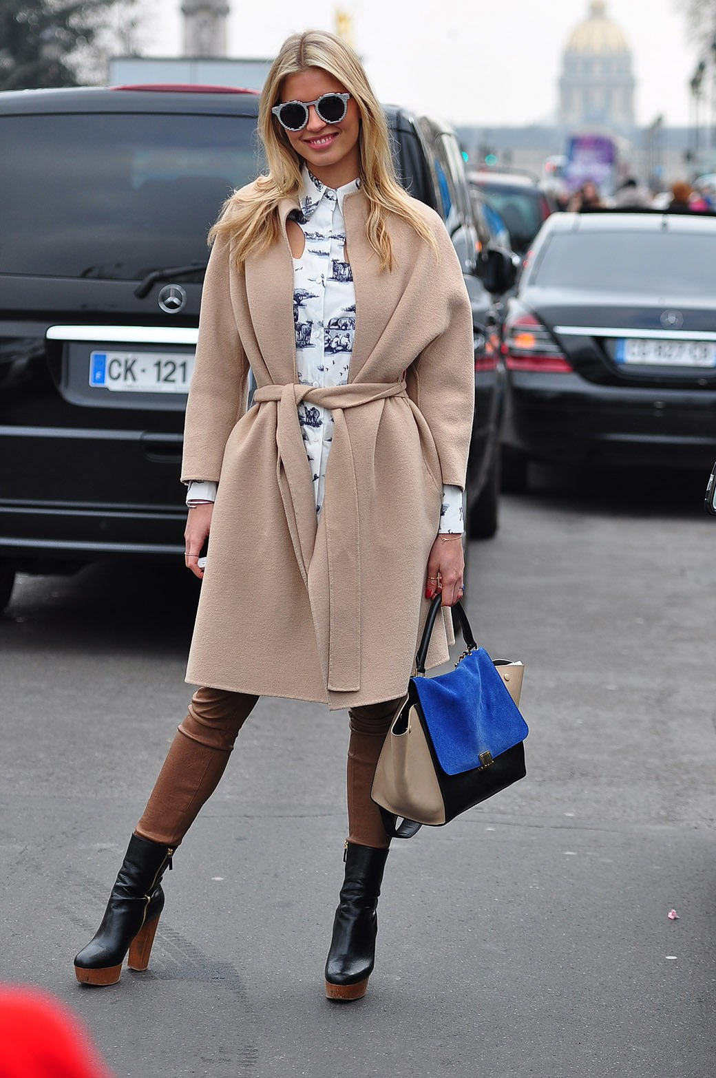 Гости Парижской недели моды FW13, часть 2. Изображение № 33.