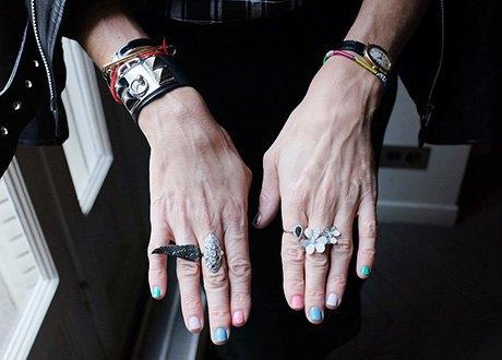 Лор Париент, креативный директор марки American Retro. Изображение № 2.