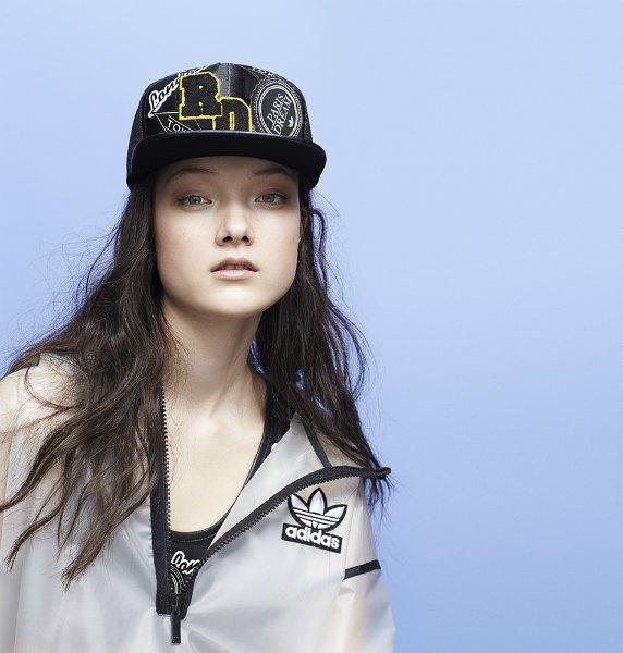 Опубликован лукбук коллекции Риты Оры для adidas Originals. Изображение № 2.