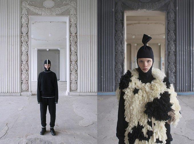Nina Donis показали мудборд и эскизы новой коллекции. Изображение № 14.