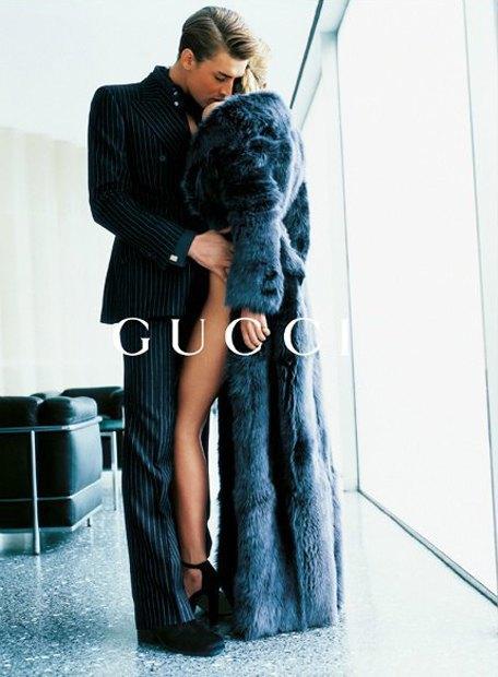 Рекламная кампания Gucci осень-зима — 1996/1997. Изображение № 12.