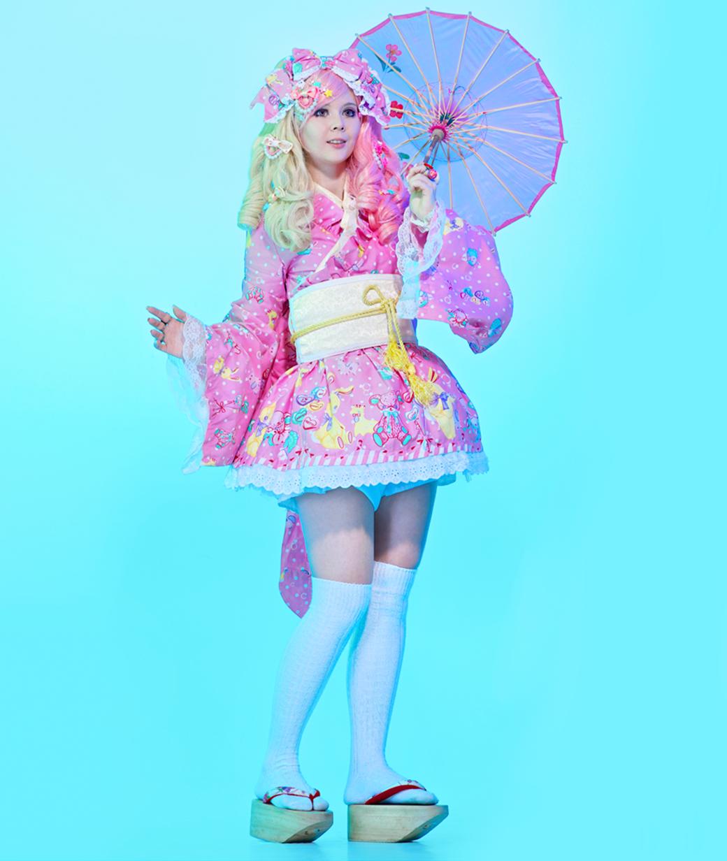 Таисия Флягина о лолитах и японской уличной моде. Изображение № 8.
