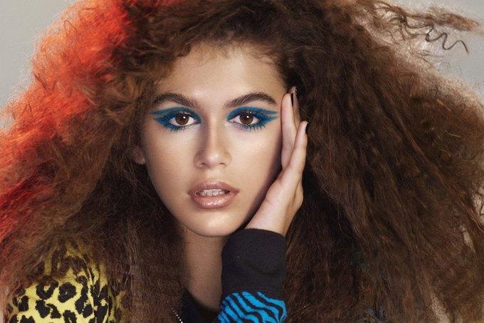 15-летняя дочь Синди Кроуфорд снялась в рекламе Marc Jacobs. Изображение № 1.