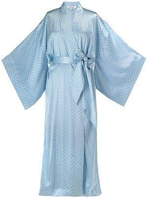 Пижамы из шелка Olivia von Halle. Изображение № 6.