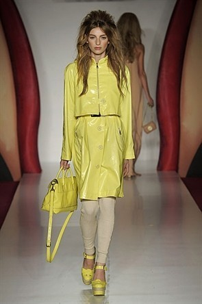 London Fashion Week: Jonathan Saunders и Mulberry. Изображение № 15.