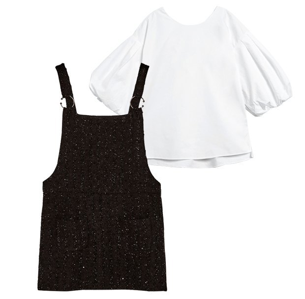 Комбо: Сарафан с блузкой. Изображение № 2.
